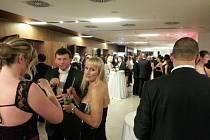 Ve stylu Jamese Bonda byl letošní čtrnáctý ročník Městského plesu, který se konal v sobotu v kongresovém hotelu NH v Olomouci.
