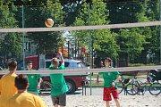 V atletických disciplínách i týmových sportech se v sobotu soutěžilo v Dolanech na Olomoucku.