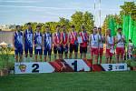 Olomouc o víkendu hostila mistrovství České republiky juniorů.