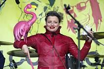 Královnou olomouckého majálesu je Erika Stárková.