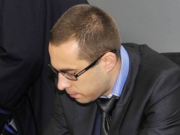 Tomáš Pantlík uolomouckého soudu