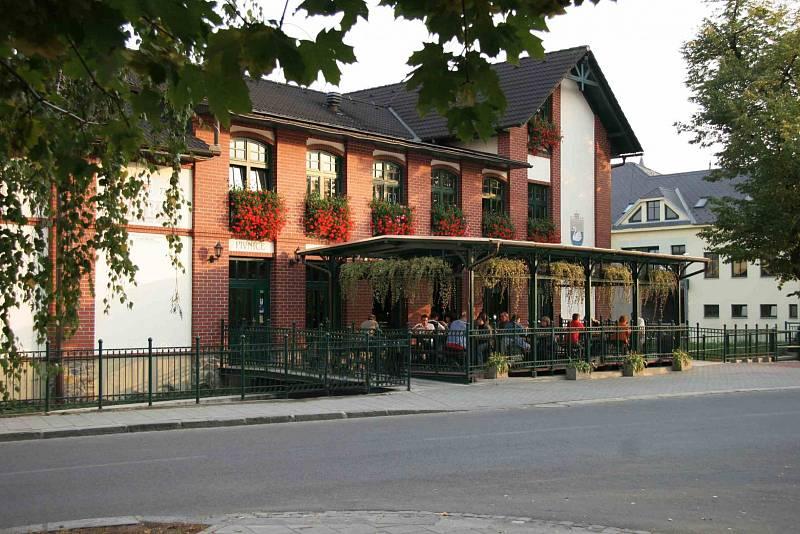 Restaurace U Labutě, Přerov