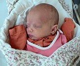 Lucie Kučeráková, Haňovice, narozena 1. dubna ve Šternberku, míra 49 cm, váha 2900 g