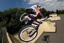 Michael Beran se BMX se věnuje od roku 2004. Říká o sobě, že chce být nejlepším jezdcem na světě. Byl první, kdo kdy skočil trik 360 Bikeflip to Tailwhip.