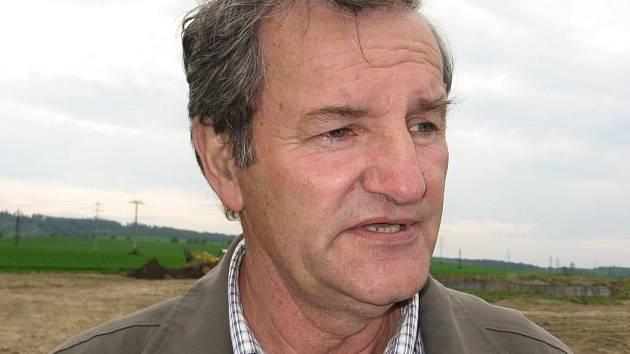 Miloš Porč, šéf Agrární komory v Olomouci