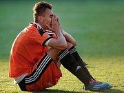 Tomáš Chorý po skončení posledního zápasu sezony