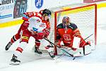 Extraliga hokej Mountfield Hradec Králové vs. Olomouc