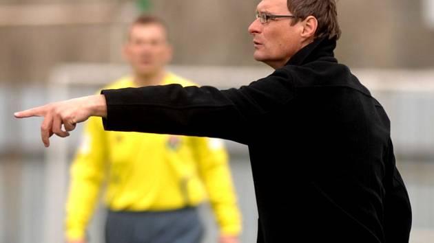 Trenér Miroslav Kouřil