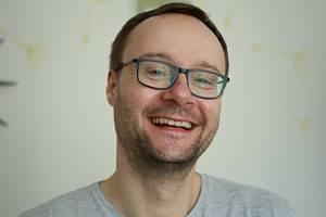 Adam Suchý, klinický psycholog a psychoterapeut