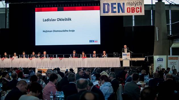 Den malých obcí v Olomouci