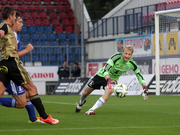 Fotbalisté Sigmy prohráli se Znojmem.