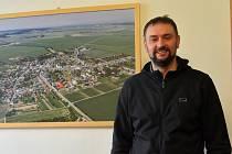 Michal Tichý (STAN), starosta Senice na Hané