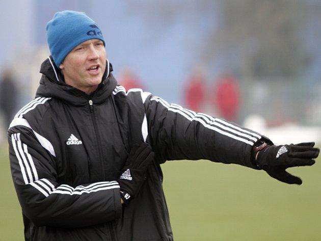Václav Jílek, trenér SK Sigma Olomouc