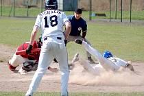 Olomoučtí baseballisté vybojovali na domácím turnaji třetí místo