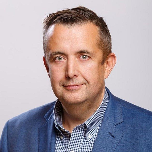 Petr Vrána, 46let, manažer, Přerov, člen ANO