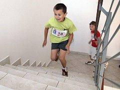 Run-up - závody v běhu do schodů RCO