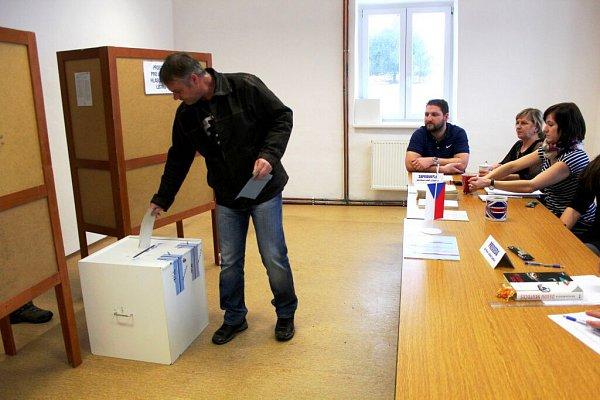 Komunální volby ve Městě Libavá