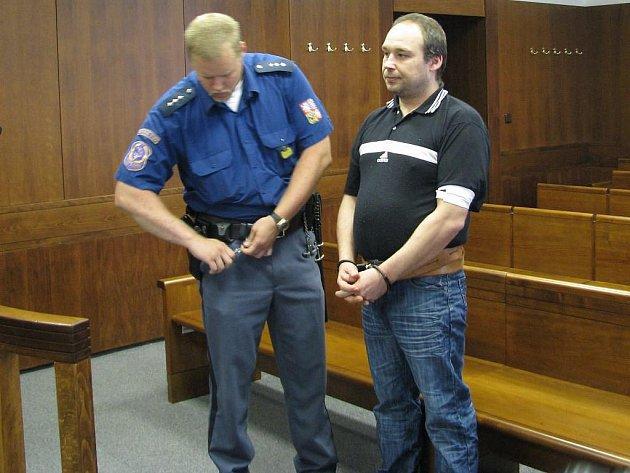 Petr Kotek před vrchním soudem