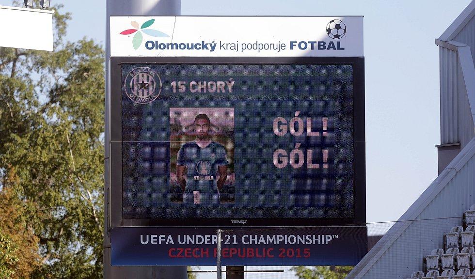 Sigma porazila Liberec 2:1.