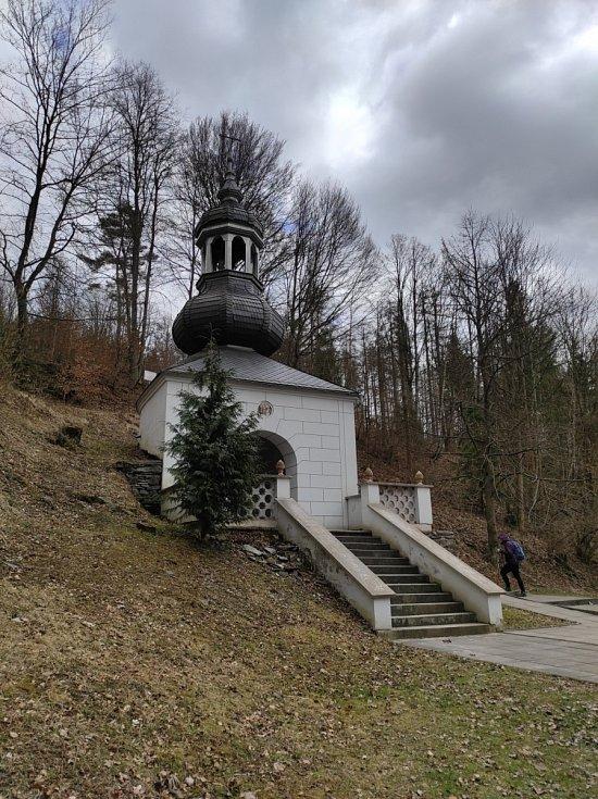 Barokní kaple sv. Anny