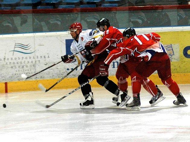 HC Olomouc vs. Hradec Králové