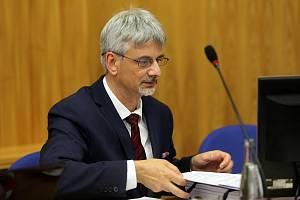 Nový zastupitel a olomoucký radní Otakar Bačák ( Společně )