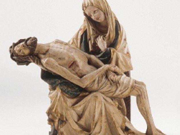 Pieta je zapsána mezi památky.