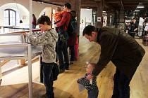 Muzeum vědy Pevnost poznání. Ilustrační foto