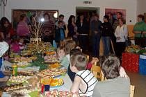 Vánoce v Domově pro Domov pro ženy a matky s dětmi v Olomouci. Ilustrační foto