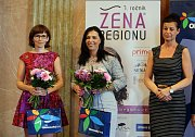 Žena regionu - vyhlášení ankety ve slavnostním sále Vojenské nemocnice na Klášterním Hradisku v Olomouci