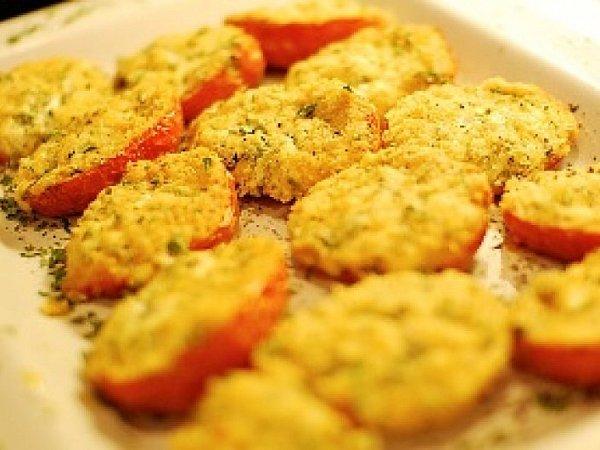 Rajčata sricottou