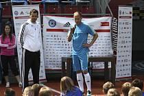 Fotbalová škola Romana a Michala Hubníkových