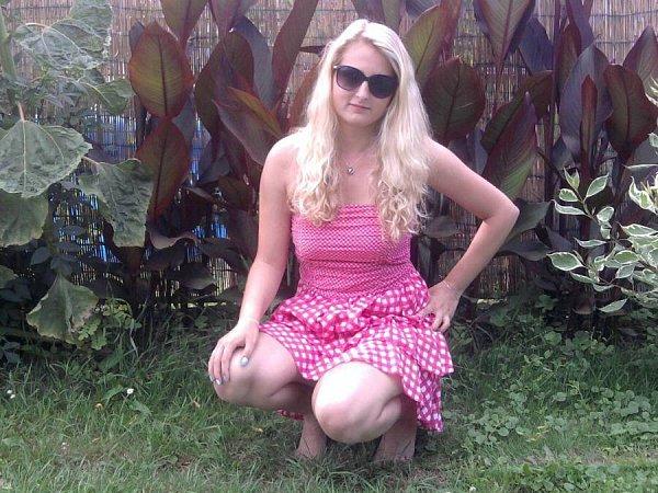 Eliška Mutlová 18let, studentka, Zábřeh
