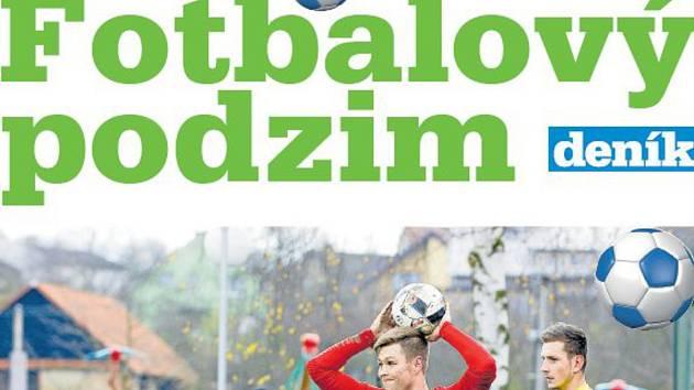 Titulní strana čtvrteční fotbalové přílohy Deníku.