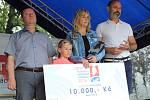 Nadace Bezpečná Olomouc předala své výroční ceny za statečné výkony při záchraně lidského života.