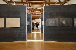 Výstava obrazů Václava Ciglera v Muzeu umění Olomouc