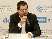 Radim Kašpar, ředitel Okresní hospodářské komory