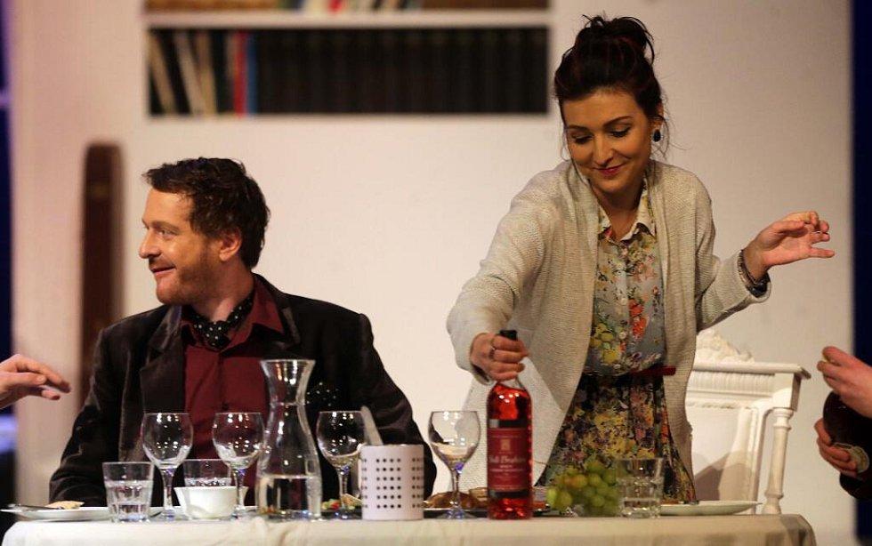 Francouzská konverzační komedie Jméno na scéně Moravského divadla