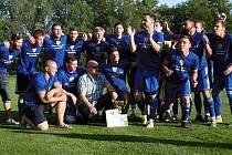 Fotbalisté Bohuňovic porazili Leštinu 7:0 a přezvali pohár pro vítěze I. A třídy, skupiny A.
