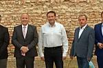 Debata kandidátů na hejtmana Olomouckého kraje