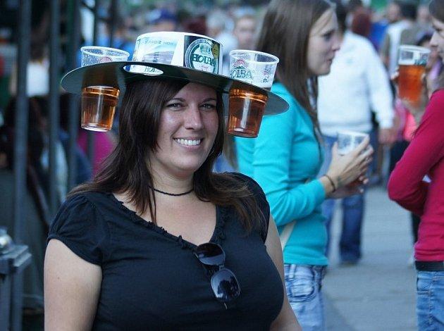 Pivovarské slavnosti v Hanušovicích