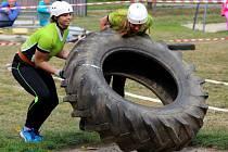 Holické kombajn - soutěž hasičů v olomoucké části Holice