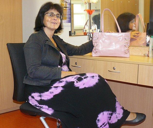 Ivana Plíhalová věnovala svou kabelku do charitativní akce Kabelkový veletrh deníku