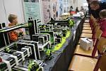 Výstava Svět kostek představila o víkendu díla 70 stavitelů
