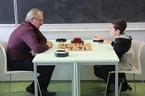 Přírodovědecká fakulta Univerzity Palackého v Olomouci o víkendu hostila mezinárodní turnaj v go.