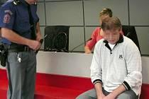 Obžalovaný ze znásilnění dvanáctileté dívky u krajského soudu
