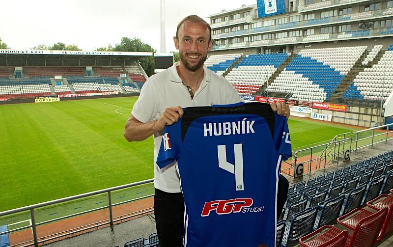 Roman Hubník se vrací do SK Sigma Olomouc.