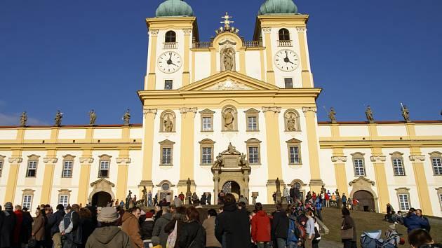 Bazilika na Svatém Kopečku