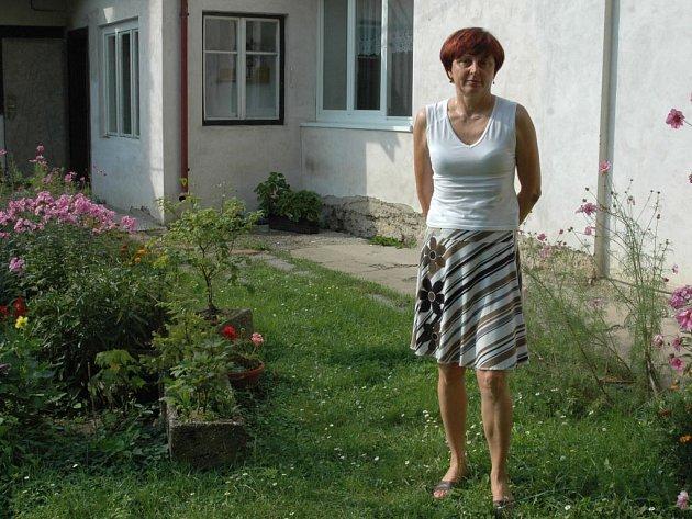 Marie Vetešníková