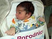 Max Yeghyazakyan, Jamartice narozen 9. března míra 47 cm, váha 2940 g
